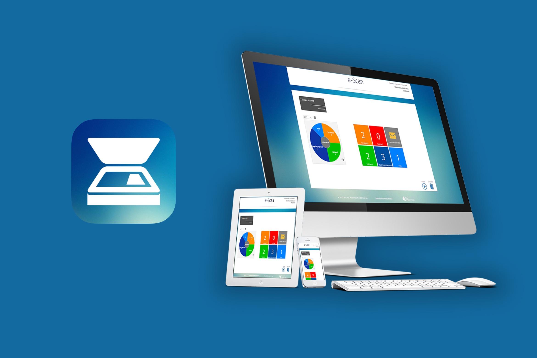 Développement application mobile scan dématerialisation facture cloud OCR software PDF